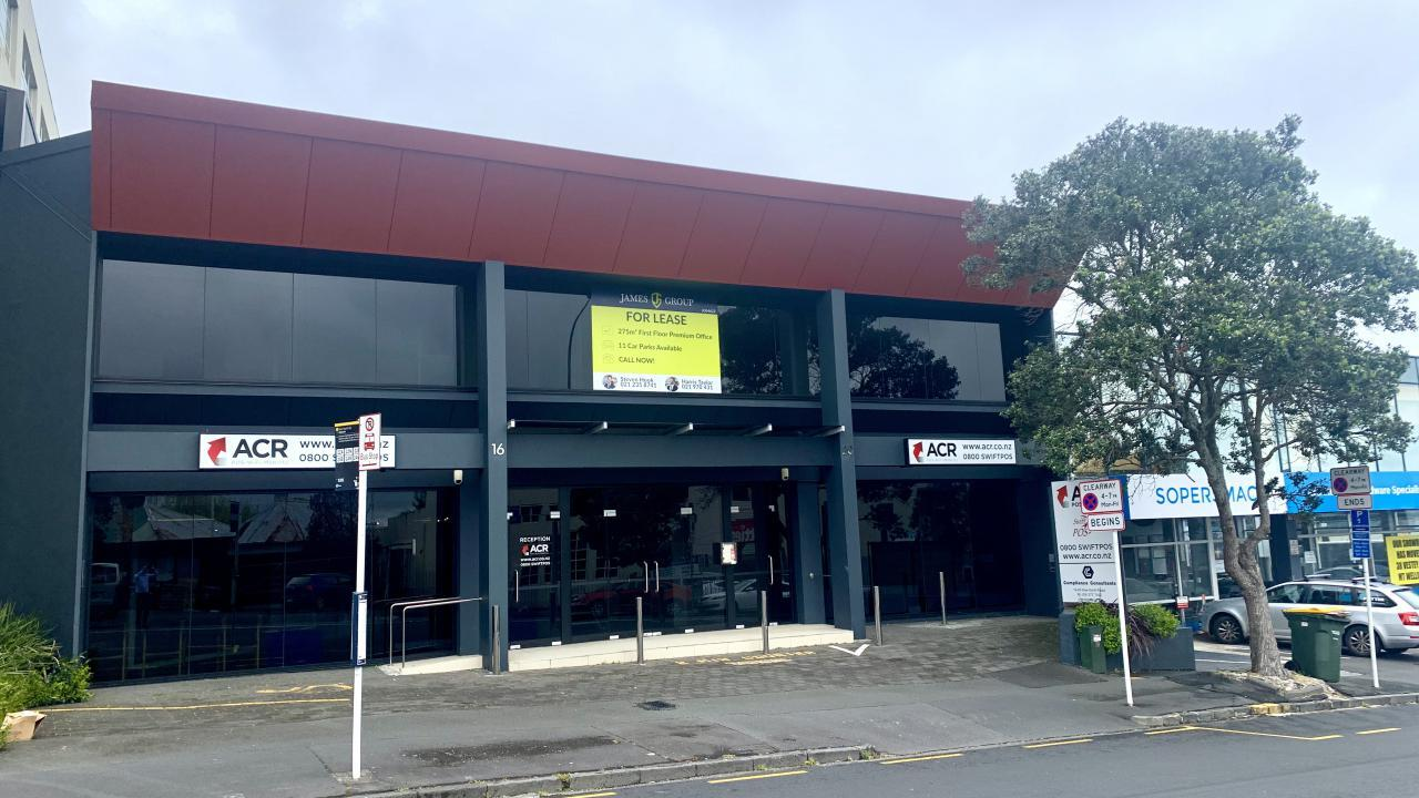 16-20 New North Road, Eden Terrace
