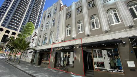 15-23 O'Connell Street, Auckland Central