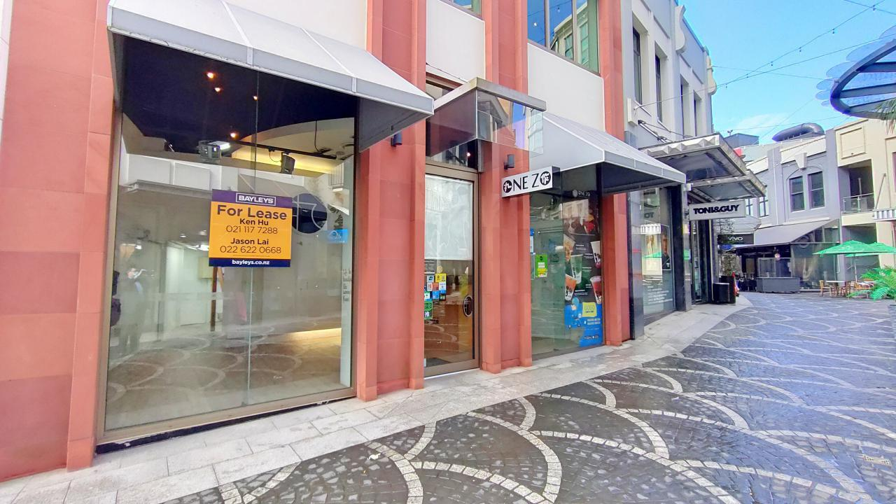 Unit B120/5 Chancery Street, Auckland Central
