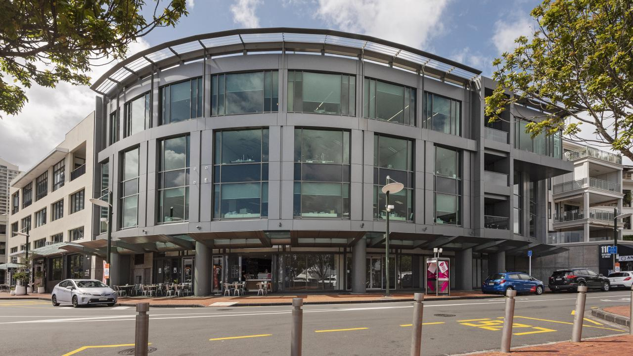 110 Customs Street West, Auckland Central