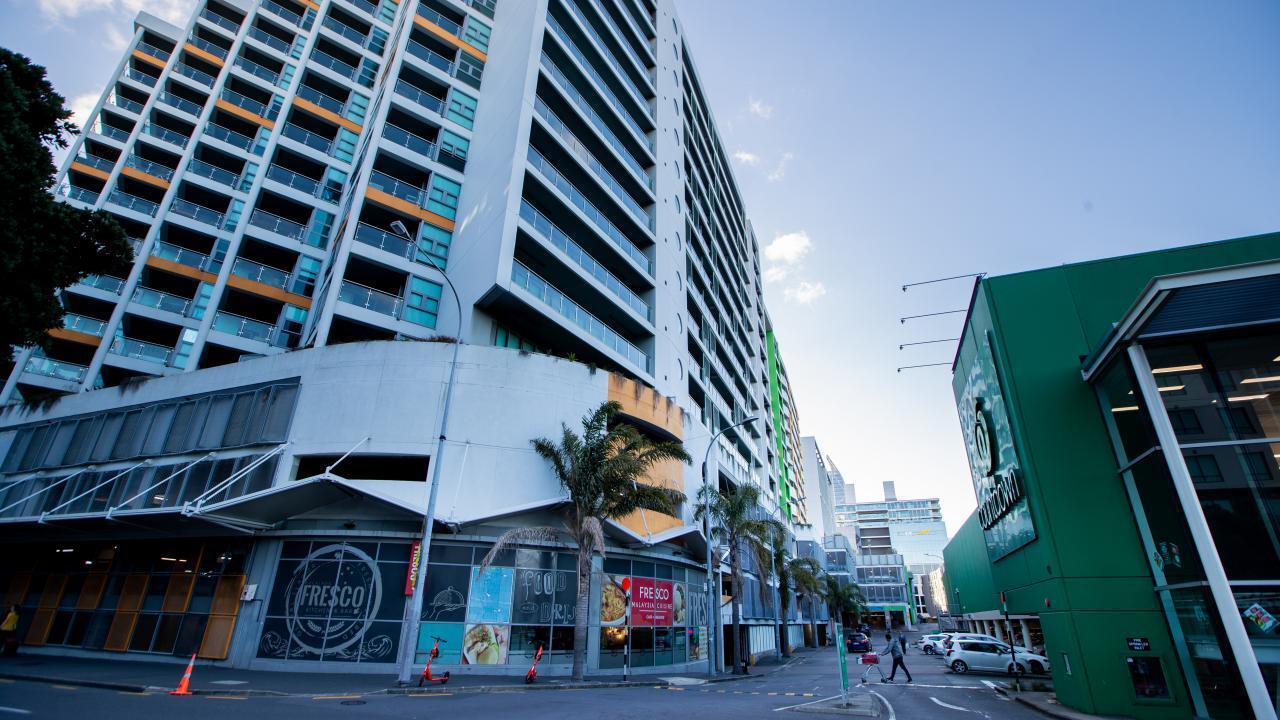 1/30 Beach Road, Auckland Central