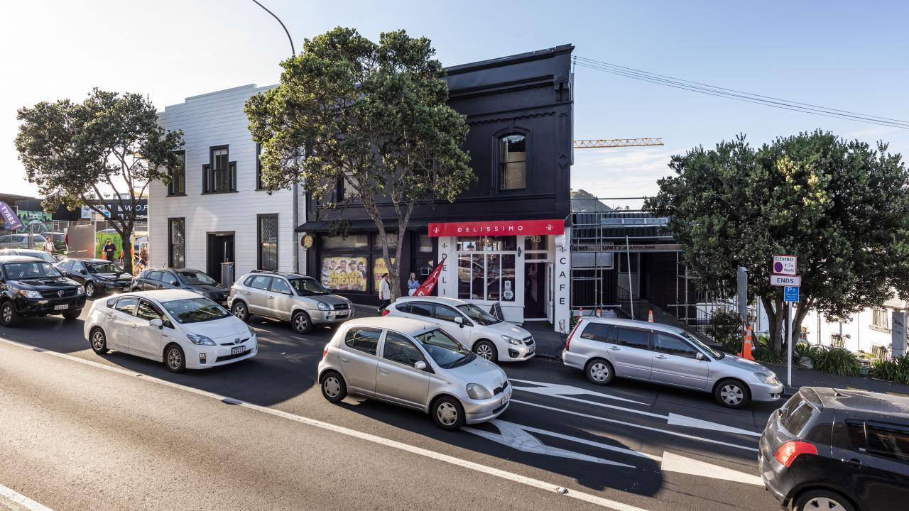 44, 46-48 and 52 New North Road, Eden Terrace