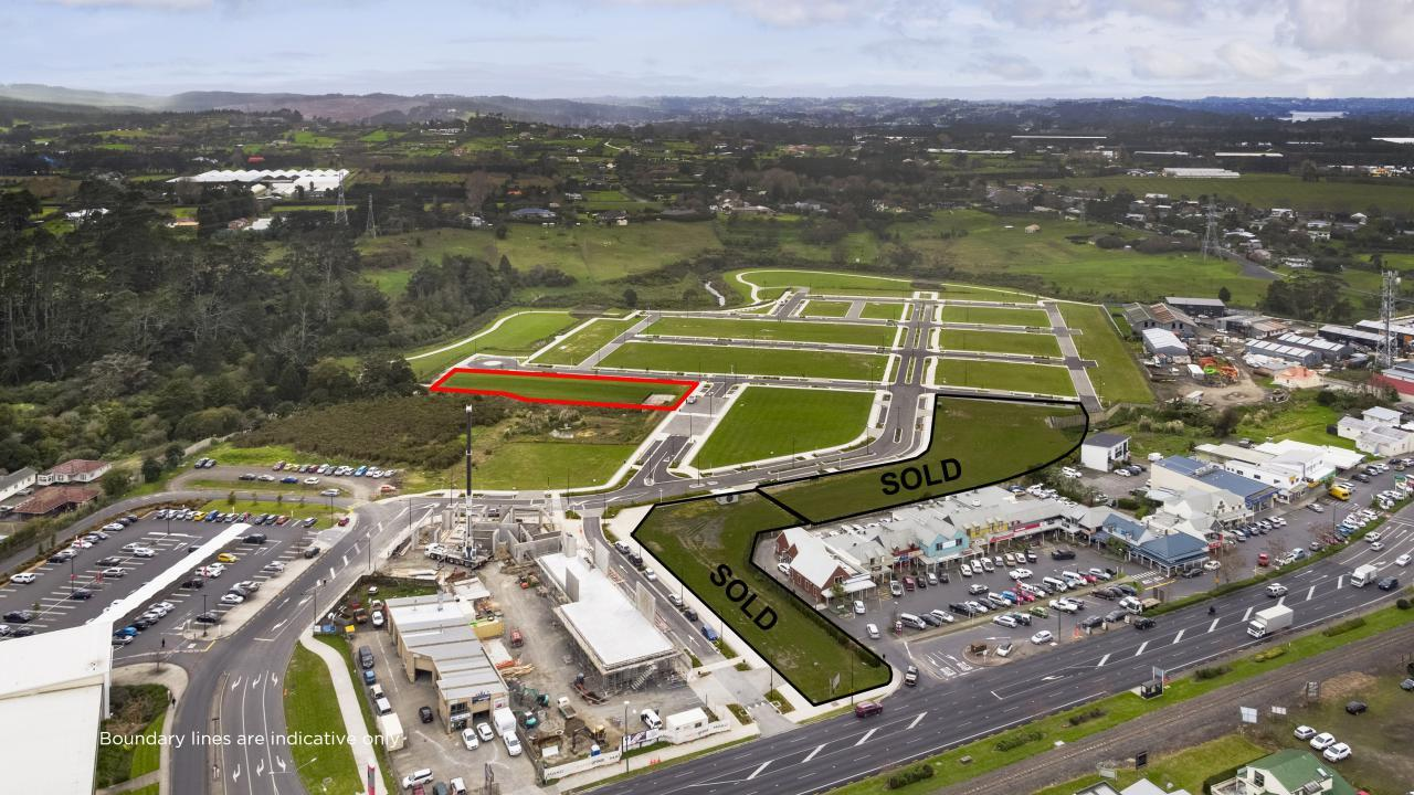 Lot 22 & 23  Honowai Street, Kumeu