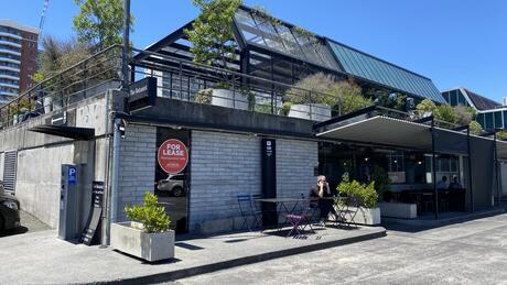 90 Wellesley Street West, Auckland Central
