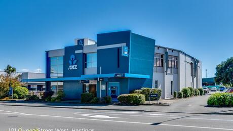 Ground Lessor's Interest Portfolio, Auckland Central