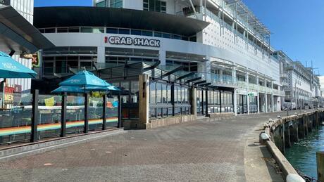 Shed 19 Princess Wharf, Auckland Central