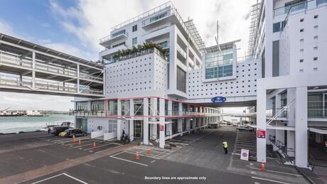 CU7/143 Quay Street, Auckland Central