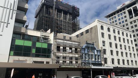 57 Customs Street, Auckland Central
