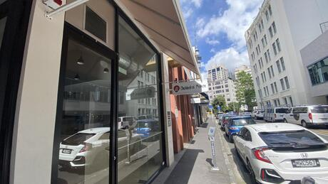 B/105 Chancery square, Auckland Central