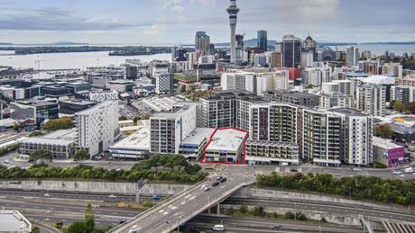 23 Union Street, Auckland Central