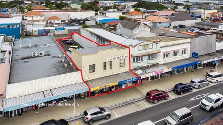 331-333 Great South Road, Otahuhu