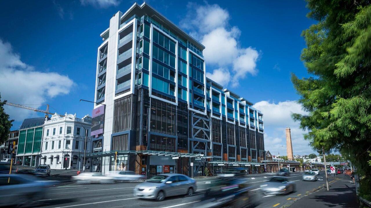 206 Victoria Street West, Auckland Central
