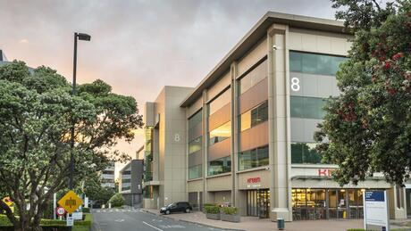 Building 8,/660-670 Great South Road, Ellerslie