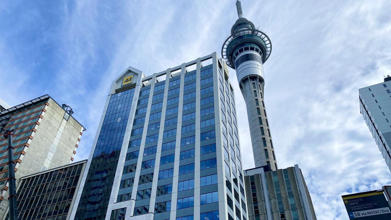 99 Albert Street, Auckland Central