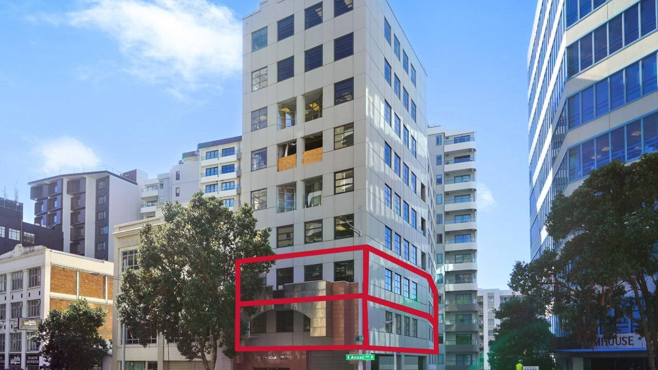 Level 1 and 2, 44 Anzac Avenue, Auckland Central