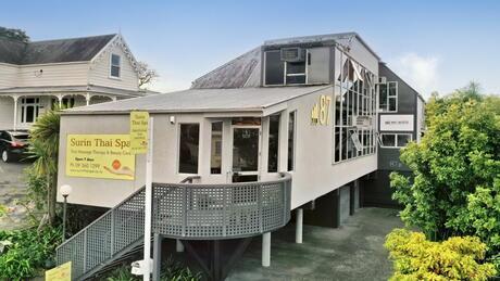 87 College Hill, Freemans Bay