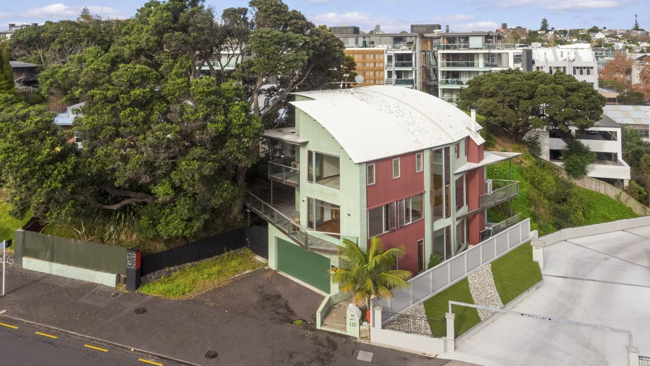 112 Gladstone Road, Parnell