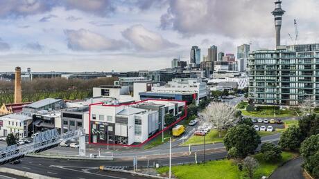 43-45 Sale Street, Auckland Central