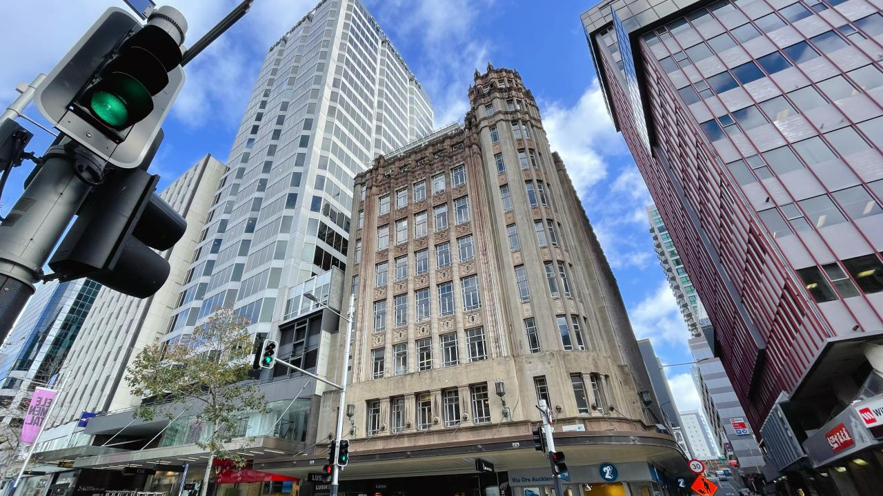 1A/187 Queen Street, Auckland Central