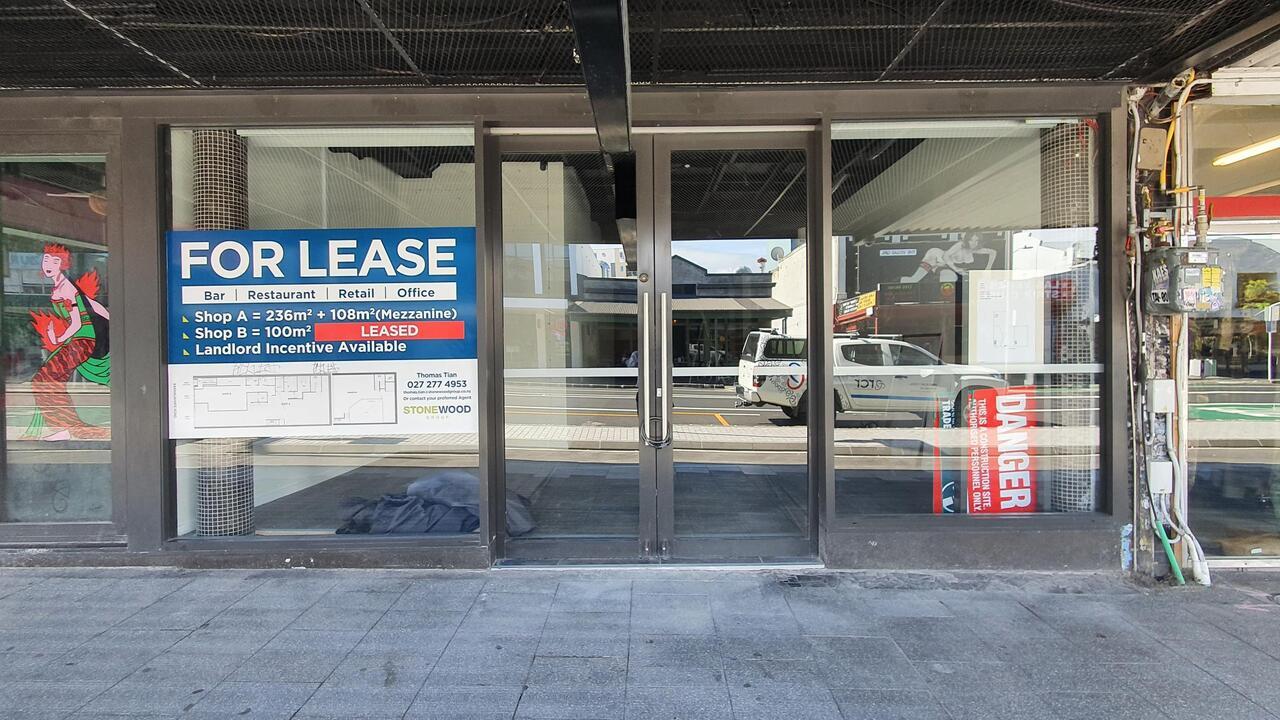 B/322 Karangahape Road, Auckland Central