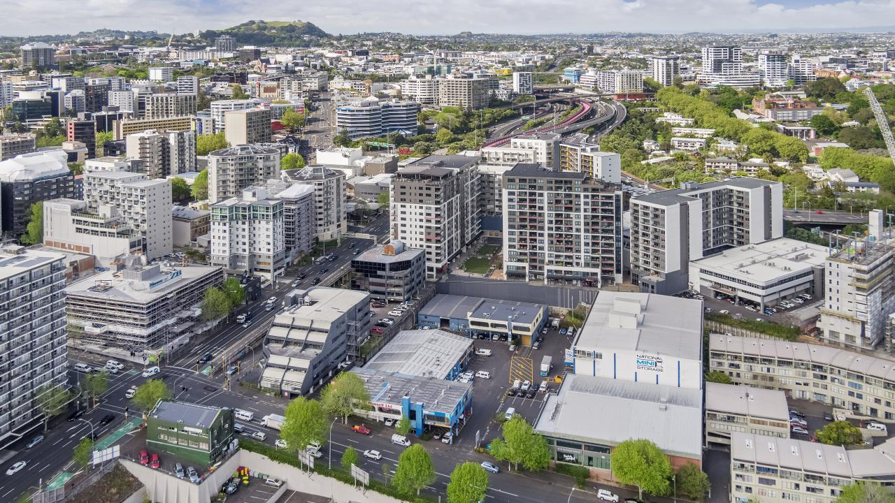 62-64 Cook Street, Auckland Central