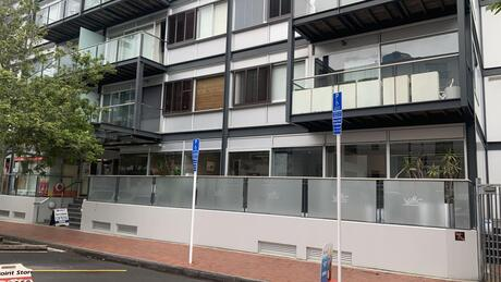 110/125 Customs Street  West, Auckland Central