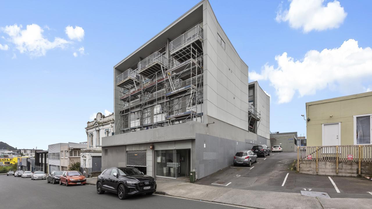 3 Edinburgh Street, Auckland Central