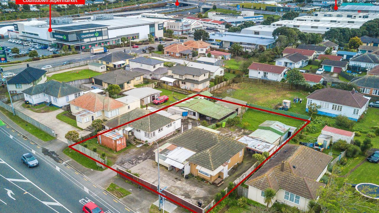 801 and 803 Sandringham Road Extension, Mt Roskill