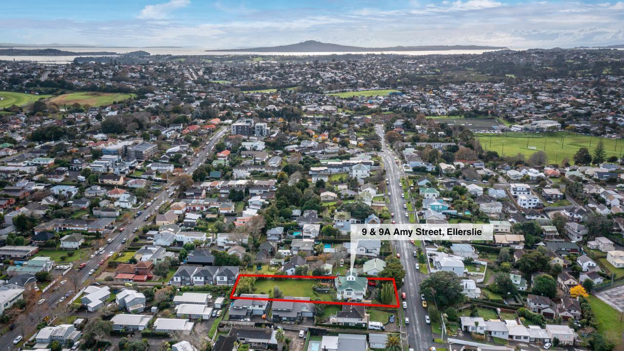 9 and 9A Amy Street, Ellerslie