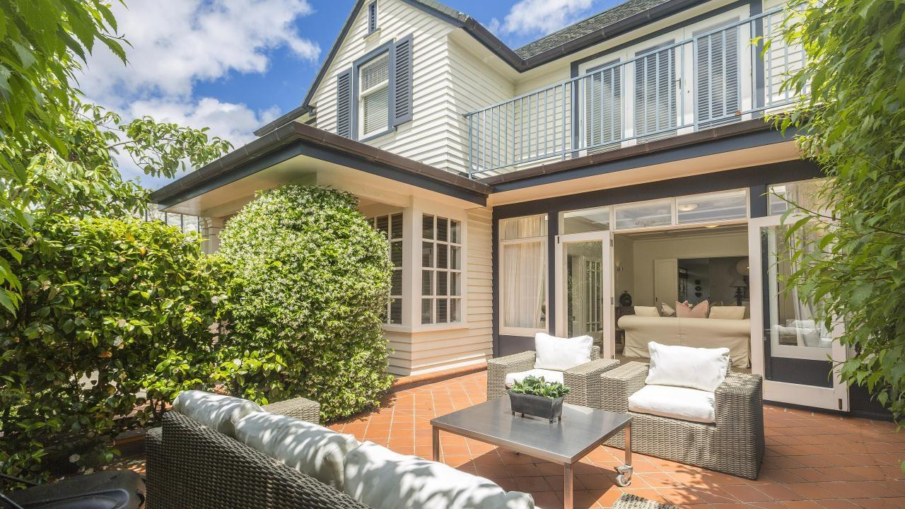 1 Crescent Road, Parnell