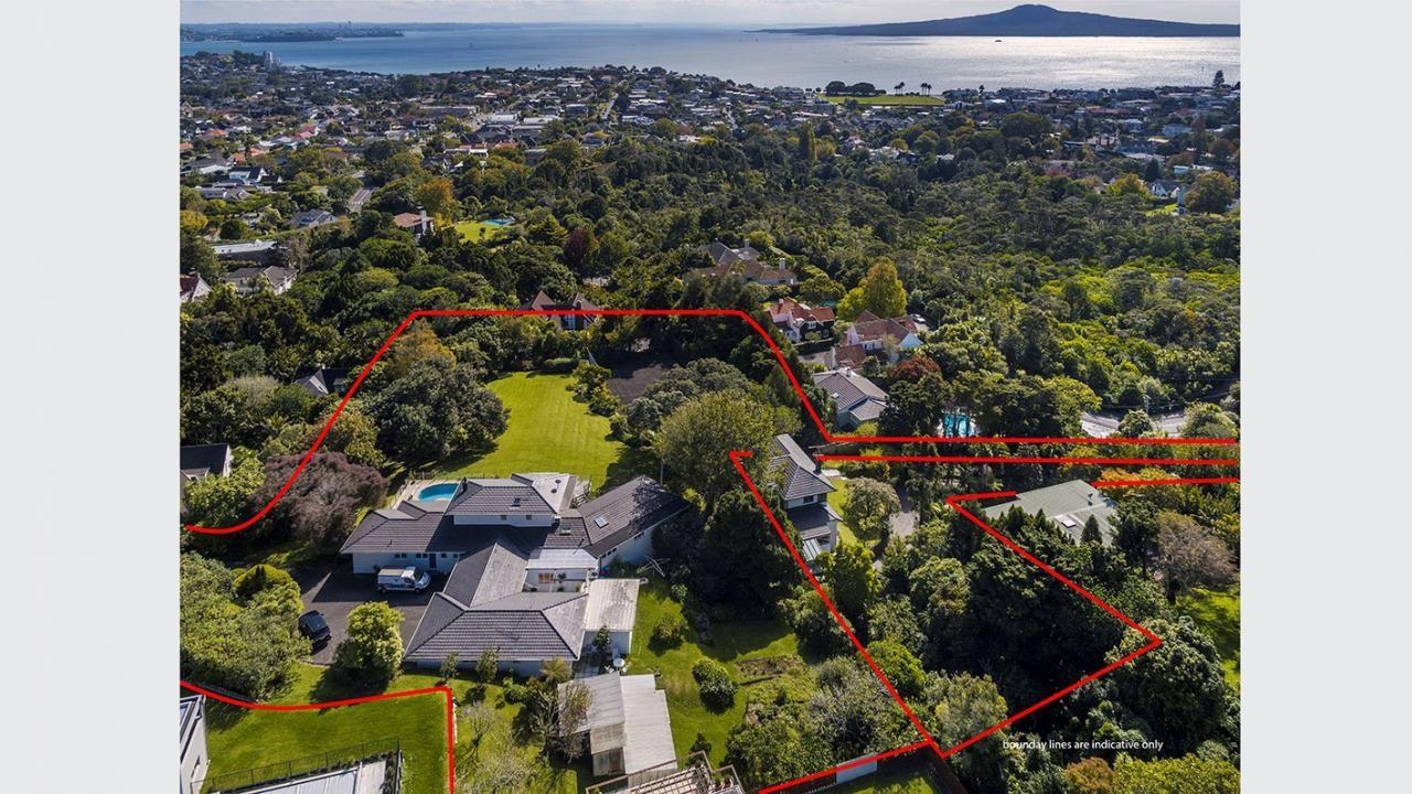144 Long Drive and 33 Fern Glen Road, St Heliers