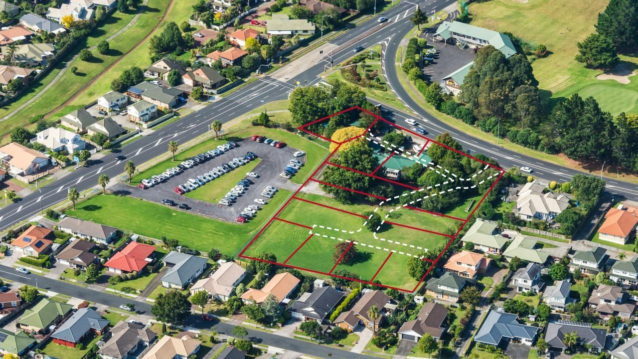 Lot 1-15 286 Cascades Road, Botany Downs