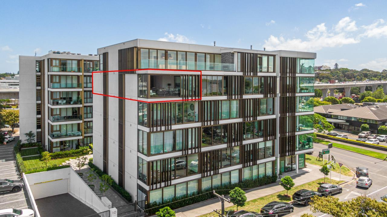 405/10 St Marks Road, Remuera