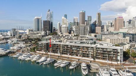 312/121 Customs Street West, Auckland Central