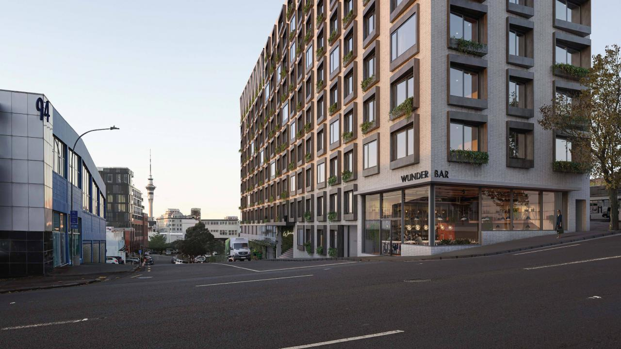 78 France Street South, Eden Terrace