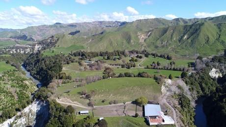 180 Polson Road and Fields Track Road, Mangamahu