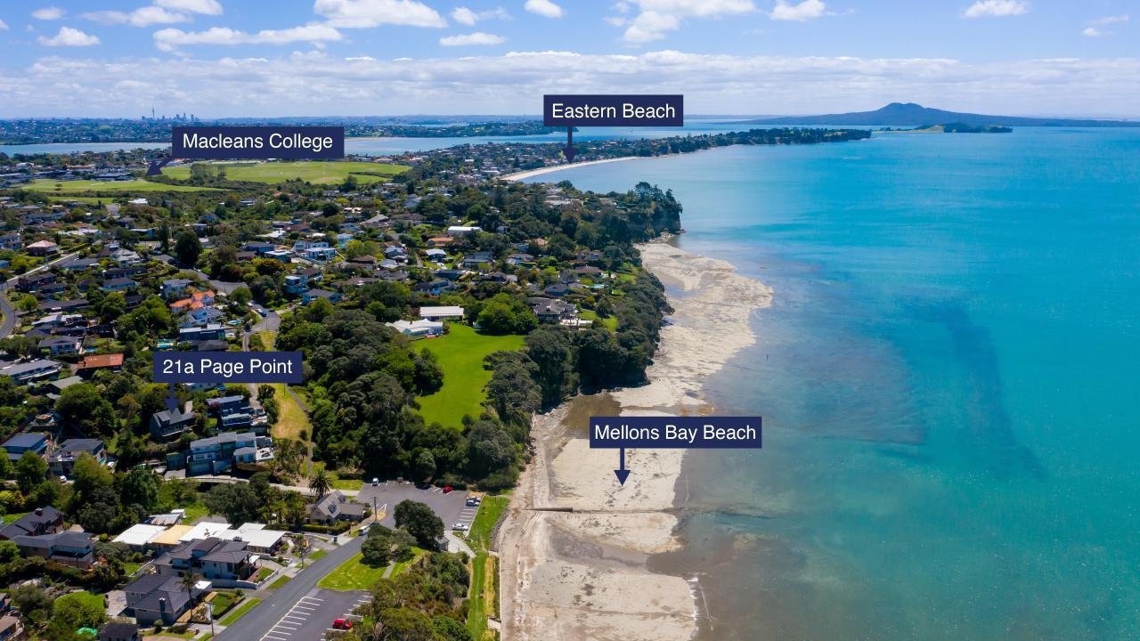 21A Page Point, Mellons Bay