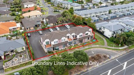 Units1-8,548 550 Chapel Road, Botany Downs