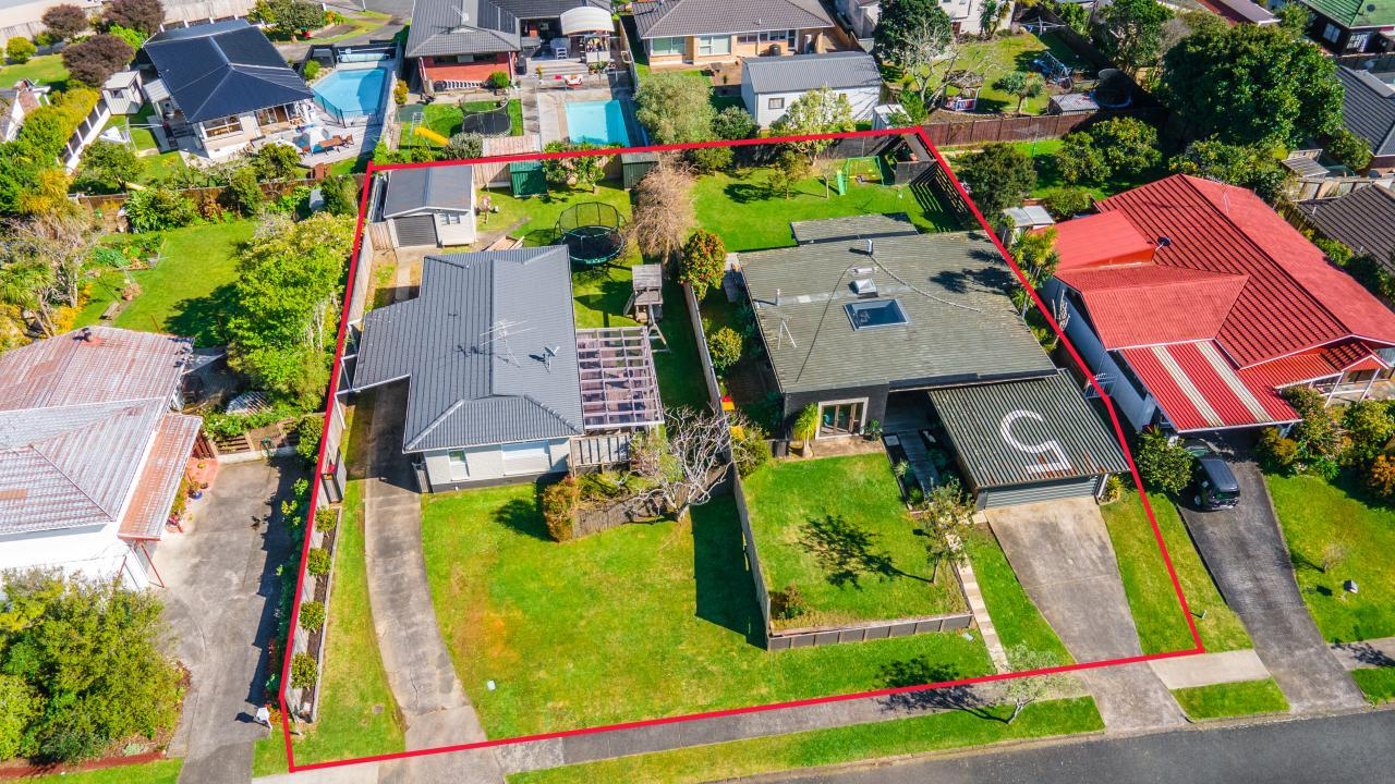 5 and 7 Booralee Avenue, Botany Downs