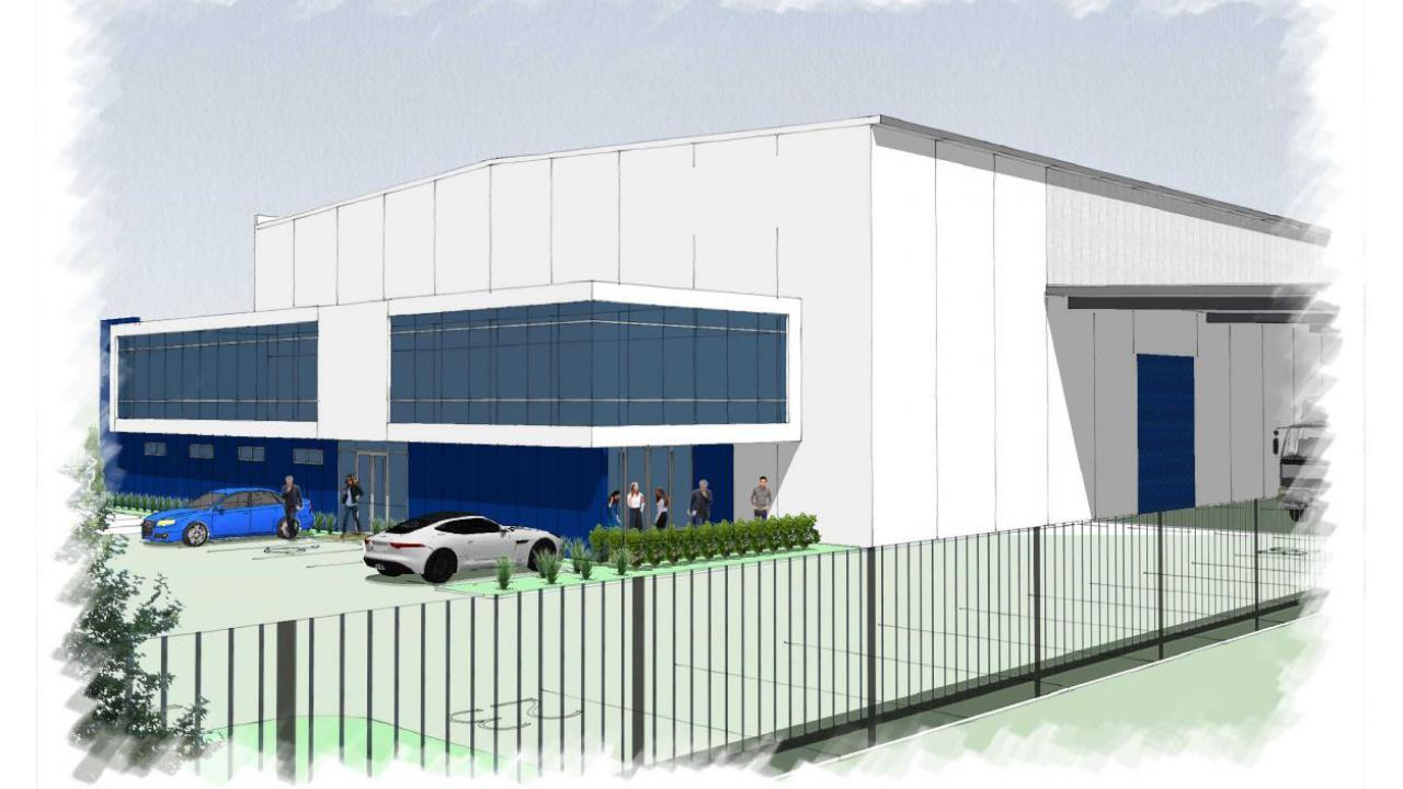 Airport oaks design build warehouse auckland airport for Warehouse plans designs