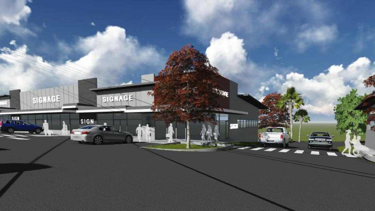 Red hills convenience center west auckland massey bayleys realty group - Massy centre commercial ...