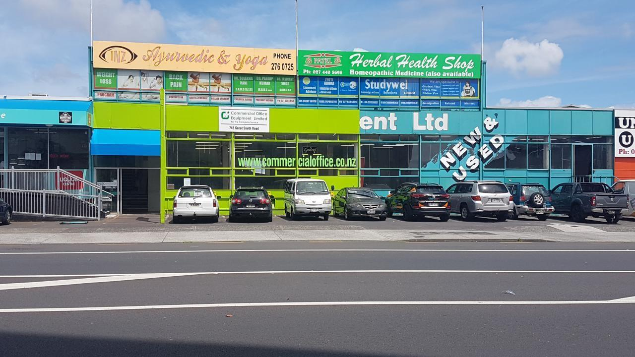 743 Great South Road, Papatoetoe