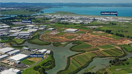 The Landing Drive Business Park, Auckland Airport, Mangere