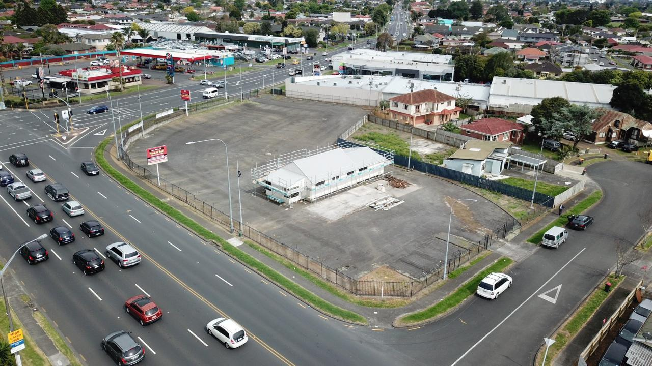 590 Great South Road, Manukau Central