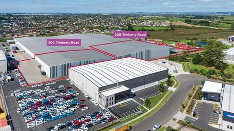 B and C/20 Timberly Road, Mangere