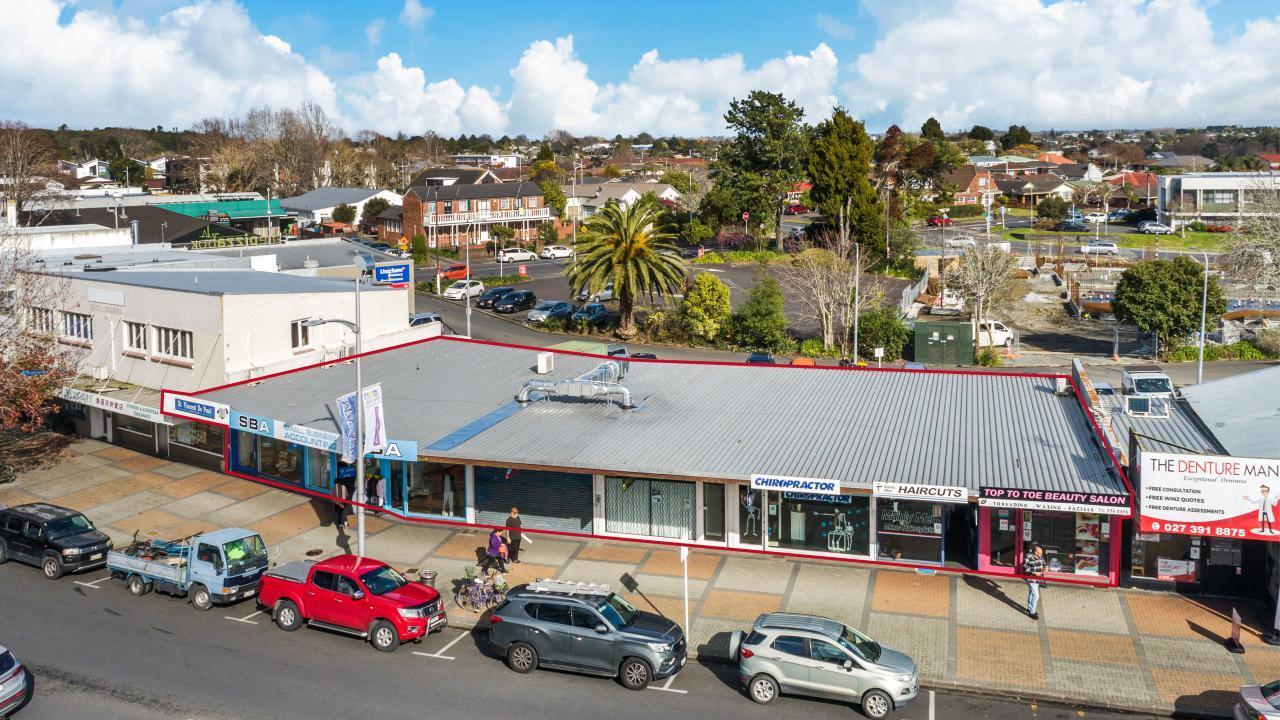 265-275 Great South Road, Papakura