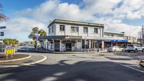 293-297 Great South Road, Papakura