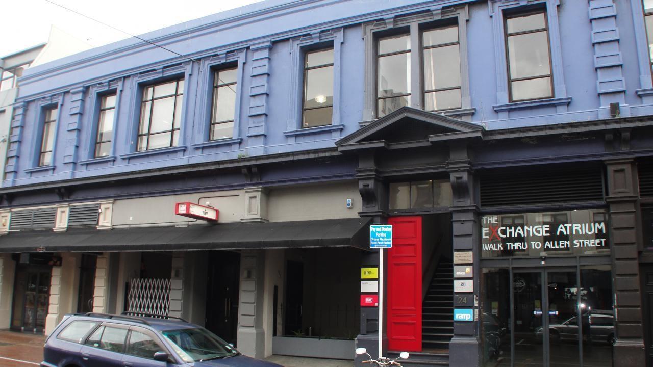 24 Blair Street, Te Aro