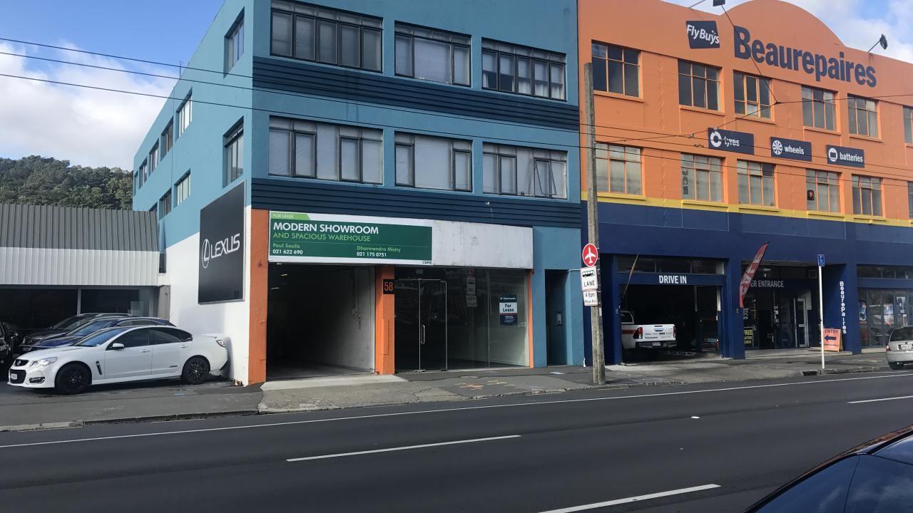 58 Kent Terrace, Wellington Central