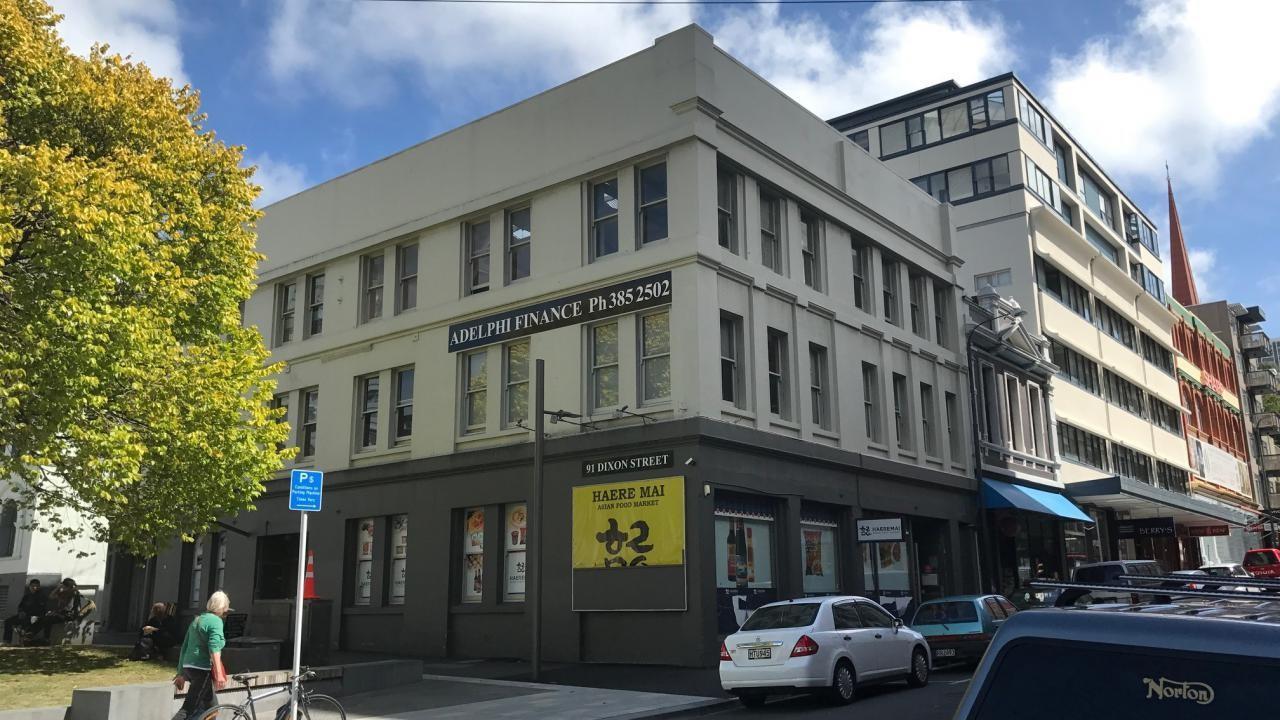 91 Dixon Street, Te Aro